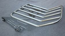 USED Detachable Two-Up Luggage Rack for 2009+ Harley Davidson Touring Models