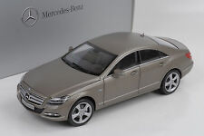 Mercedes CLS w218 gris Manganit 1/18 Norev HQ Neuf Boite