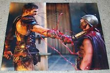 LIAM MCINTYRE SIGNED AUTOGRAPH SPARTACUS 11x14 PHOTO C w/EXACT VIDEO PROOF
