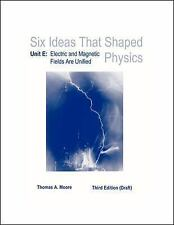 Six Ideas That Shaped Physics : Electric and Magnetic Fields Are Unified by...