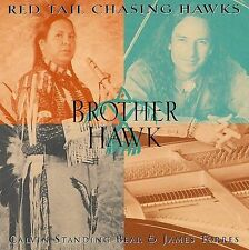 Red Tail Chasing Hawks: Brother Hawk  Audio CD