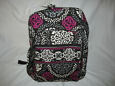VERA BRADLEY NEW WITH TAG CANTEBERRY MAGENTA CAMPUS BACKPACK