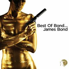 JAMES BOND - THE VERY BEST OF - GREATEST HITS FILM MOVIES CD ALBUM BRAND NEW