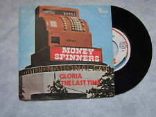 "MONEY SPINNERS""GLORIA (Them Van Morrison) -DISCO 45 GIRI VOGUE cover"""