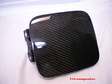 90-93 Honda Accord CB7 Carbon Fiber Fuel Door Gas Lid