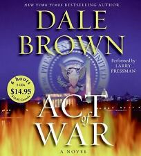 Dale Brown - Act of War, 6 hours w 5 discs