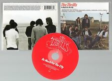 THE THRILLS So Much for the City 2003 CD Original