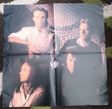 ULTRAVOX 'nets' Large magazine Poster 24x24 inches