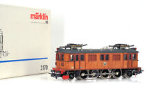 MARKLIN 3170 HO H0 SJ (Swedish Railway) Litt. D 109 , NEW only tested