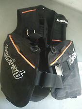 Large Cressi Sub Scuba Diving BC BCD Buoyancy Compensator Device Vest