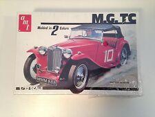 Matchbox AMT MG TC 1/32 Plastic Kit  #2025 Mint Boxed Unopened Unbuilt Kit 1979