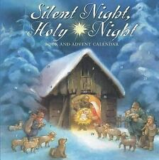 Silent Night, Holy Night Book and Advent Calendar by Joseph Mohr (2010, Hardcove