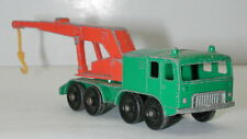 Matchbox Lesney No. 30 8 Wheel Crane oc11228