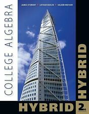 College Algebra, Hybrid (with Enhanced WebAssign with eBook LOE Printed Access..