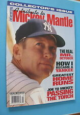 LEP PRESENTS A TRIBUTE TO MICKEY MANTLE COLLECTORS ISSUE 1995