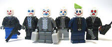 Lego custom Joker Henchmen from Dark Knight Bank Robbery Batman