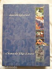 1999 DANA HILLS HIGH SCHOOL, YEAR BOOK,  DANA POINT, CALIFORNIA  MAST