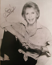 Janet Leigh -  real signed B/W  10 x 8 photograph.  ' Psycho ' star.
