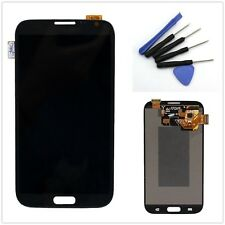 LCD Touch Glass Panel Digitizer Fr Samsung Galaxy Note 2 II N7100 I317 T889 Gray