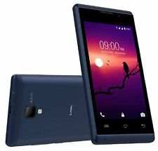 Lava A48 ( blue, 8 GB)Android v5.1 OS,Video PIP,1.2 GHz QuadCore )