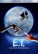 E.T. The Extra-Terrestrial (DVD, 2016, Anniversary Edition)