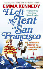 I Left My Tent in San Francisco,ACCEPTABLE Book