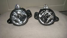 skoda fabia pair of fog lights 2006-2010