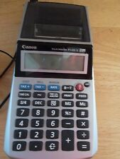 Canon Palm Printer P1-DH V Printing Calculator Accounting Business Taxes