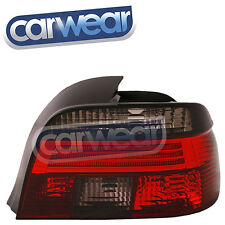 BMW E39 5-SERIES 96-00 SMOKE RED CELIS STYLE TAIL LIGHTS 523i 528i 535i 540i M5