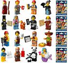 LEGO 71004 MINIFIGURE Movie Series COMPLETE SET of 16 figures w/ tracking