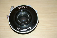 Copal 1 Press Shutter With Tominon 75mm 1:4.5 Lens - Large Format - VGC