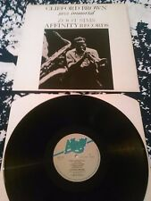 CLIFFORD BROWN - JAZZ IMMORTAL FEAT ZOOT SIMS LP MINT / UNPLAYED!!! UK AFFINITY