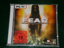 F.E.A.R. - First Encounter Assault Recon (dt.) (PC, 2009, Jewelcase) Fear