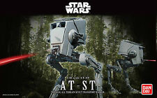 BANDAI Star Wars (1/48) AT-ST Injection Kits