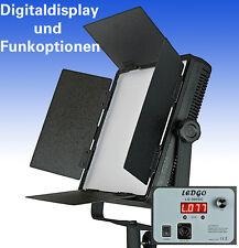 LEDGO LG-900SC DIGITAL Tageslicht LED Flächenleuchte mit Digitalanzeige + Funk