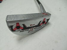"Used Odyssey Metal-X Milled #9HT Versa Putter 35"" Putter"