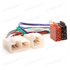 For NISSAN Micra Patrol ISO Radio Plug Adapter Auto Wiring Cable Stereo Harness