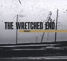 THE WRETCHED END - Ominous - CD - Neu OVP - Death Thrash Metal