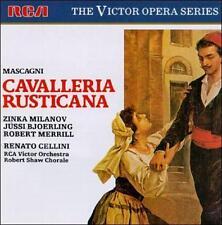 , Cavalleria Rusticana, Excellent Original recording remastered