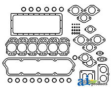 John Deere Parts GASKET SET OVERHAUL W/  RE524752 570B (6.359D/T & 6095D/T 6Cyl