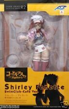 New Alpha Omega Code Geass Shirley Fenette Swimming Cafe 1:8 PVC