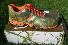 REALTREE GIRL MAMBA XTRA CAMO & Orange TENNIS SHOES, SNEAKERS, HIKING, CAMPING