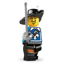 Lego 8804 Series 4 Minifig - Musketeer