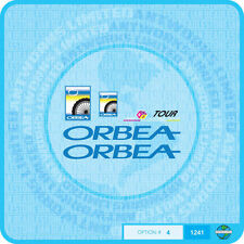ORBEA-Transferts Bicyclette stickers stickers set 4