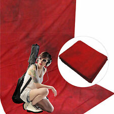 Fond Tissu Studio Photo Video DynaSun W088 Red Diablo 120g/sqm Réalisés à la mai