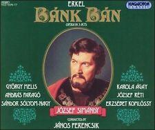 Ferenc Erkel: Bank Ban (CD, Sep-1994, 2 Discs, Hungaraton) Simandy Ferencsik