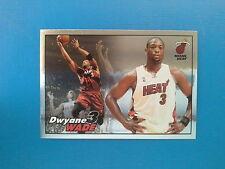 2009-10 Panini NBA Basketball n.134 Dwyane Wade Miami Heat