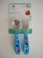 ON SALE Disney/Pixar Finding Nemo Baby Easy Grasp Fork And Spoon Set 9 Months Up