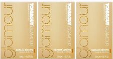 3 x 30ml Toni&Guy Glamour Serum Drops Toni Guy Shine & Anti-Frizz
