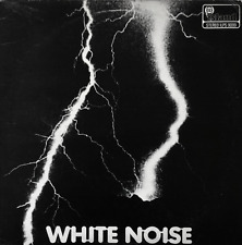 THE WHITE NOISE - An Electric Storm (LP) (VG-EX/G+)